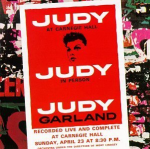 089 Judy At Carnegie Hall - Disc 1of 2