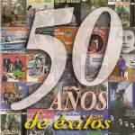 50 AnÃÉos de EÃÅxitos